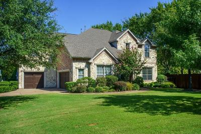 Southlake Single Family Home For Sale: 1101 Bay Meadows Drive