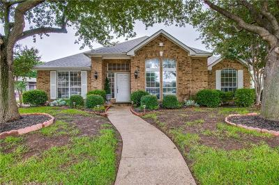 Keller Single Family Home Active Option Contract: 818 Muirfield Road