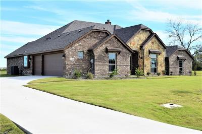 Waxahachie Single Family Home For Sale: 1340 Billingsley Drive