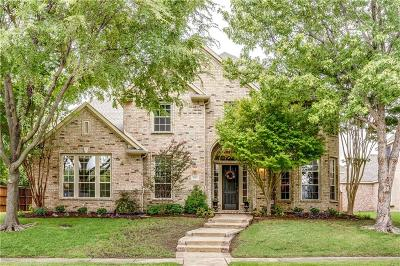 Plano Single Family Home For Sale: 8021 Mineral Springs Court