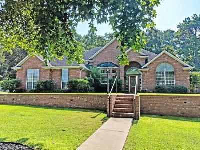 Tyler Single Family Home For Sale: 10935 Deer Creek Drive