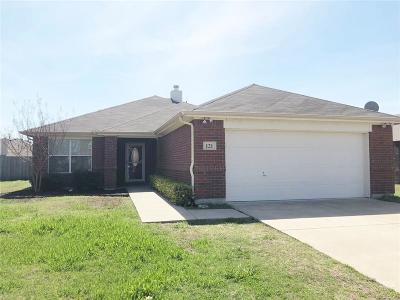 Forney Single Family Home For Sale: 121 Robin Lane