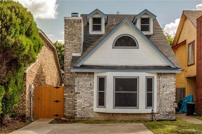 Duncanville Single Family Home Active Option Contract: 967 Fairbanks Circle