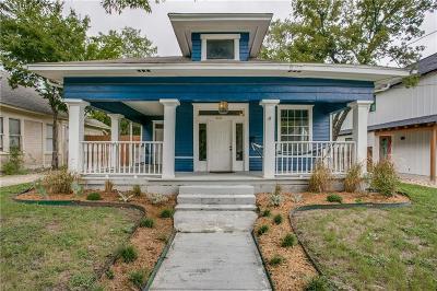 Single Family Home For Sale: 5414 Alton Avenue