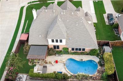 Prosper Single Family Home For Sale: 781 Salt Lake Court