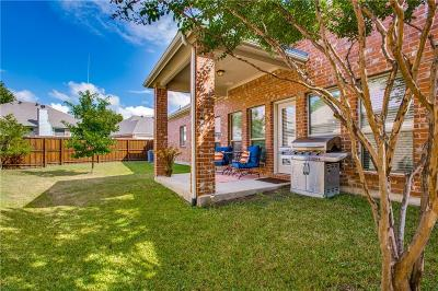 Frisco Single Family Home Active Option Contract: 7038 Dreammaker Way