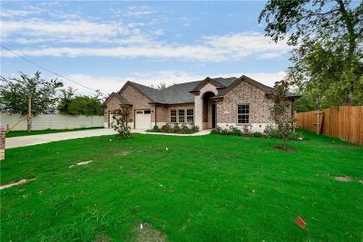 Irving Single Family Home For Sale: 1728 Oak Lea Drive