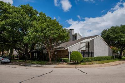 Dallas Townhouse For Sale: 9826 Bent Branch Lane