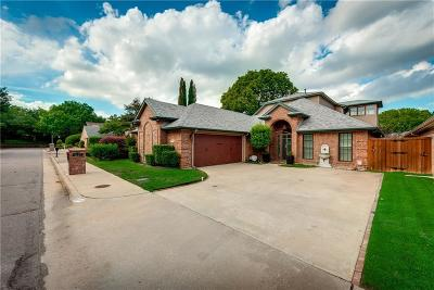 Single Family Home For Sale: 6137 Twin Oaks Circle