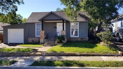 Fort Worth Single Family Home For Sale: 2117 Harrison Avenue