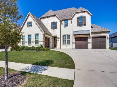 Aledo Single Family Home For Sale: 715 Rosewood Place