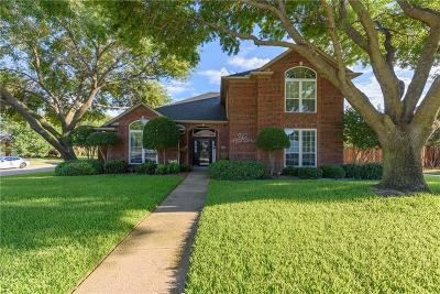 Carrollton Single Family Home For Sale: 2122 Hearthstone Drive