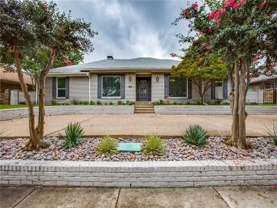 Dallas Single Family Home For Sale: 9460 Windy Knoll Drive