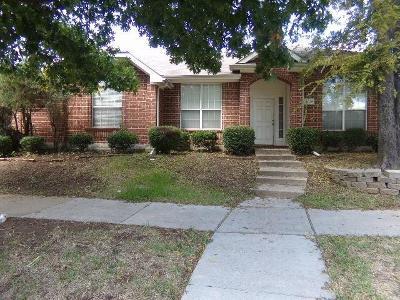 Grand Prairie Single Family Home Active Option Contract: 4729 Magna Carta Boulevard
