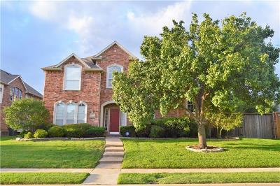 Plano Single Family Home For Sale: 3825 Lakedale Drive