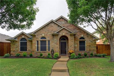 The Colony Single Family Home Active Option Contract: 5617 Longhorn Drive