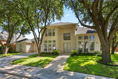 Dallas Single Family Home For Sale: 17924 Castle Bend Drive