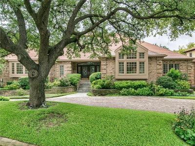 Irving Single Family Home For Sale: 210 Steeplechase Drive