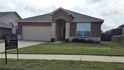 Crowley Single Family Home Active Option Contract: 204 Rock Meadow Drive