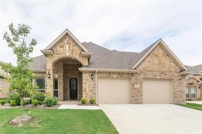 Midlothian Single Family Home For Sale: 417 Brook Meadow Dr