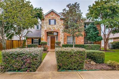 Plano TX Single Family Home Active Option Contract: $339,900