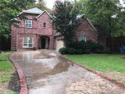 Allen  Residential Lease For Lease: 1632 Roma Lane