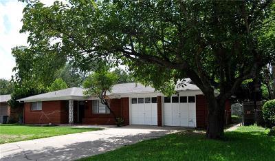 Haltom City Single Family Home For Sale: 4924 Madella Street