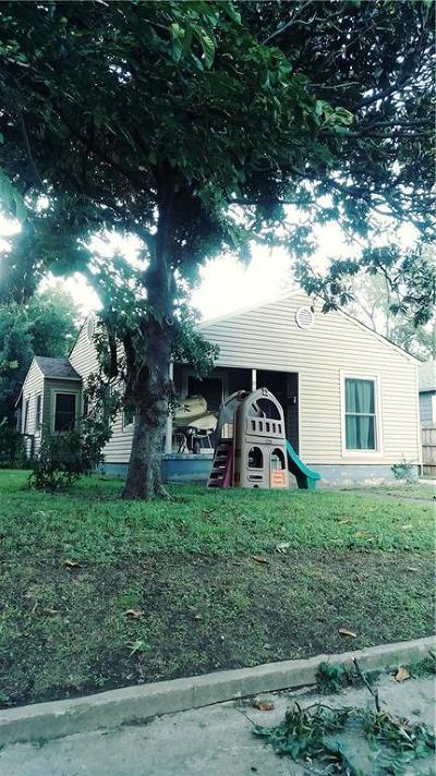 Dallas Single Family Home For Sale: 935 Zeb Street