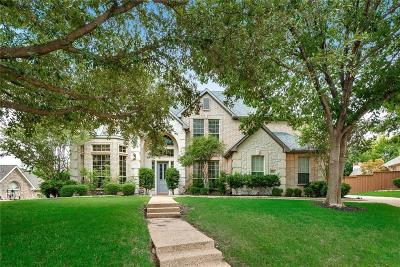 McKinney Single Family Home For Sale: 803 Waterbury Court