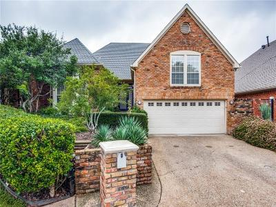 Addison Single Family Home For Sale: 14865 Oaks North Place