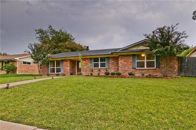 Mesquite Single Family Home For Sale: 3005 Yorktown Road