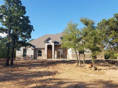 Weatherford Single Family Home For Sale: 106 Highland Oaks Court