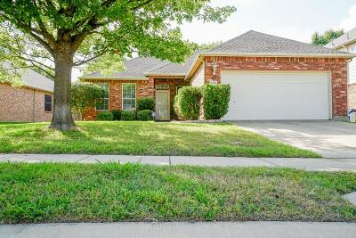 McKinney Single Family Home Active Option Contract: 2712 Cypress Point Drive