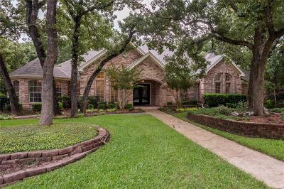Keller Single Family Home For Sale: 1517 Bellechase Drive
