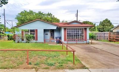 Dallas Single Family Home For Sale: 8436 Campanella Drive