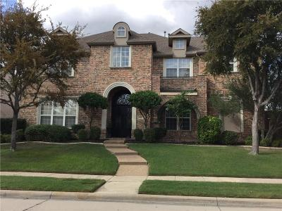 Frisco Single Family Home For Sale: 1400 Gladewater Drive