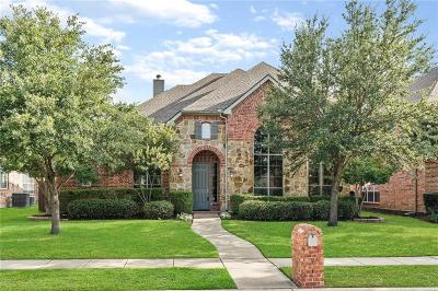Frisco Single Family Home Active Option Contract: 1195 Arbuckle Drive