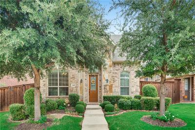 Lewisville Single Family Home For Sale: 2449 Embleton Drive