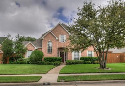 Plano Single Family Home For Sale: 4517 Crown Ridge Drive