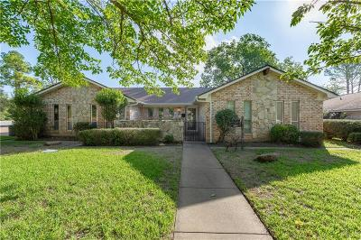 North Richland Hills Single Family Home For Sale: 3404 Willowcrest Court N