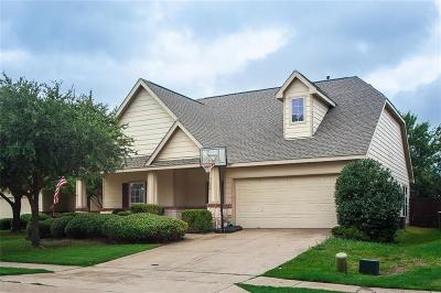 McKinney Single Family Home Active Option Contract: 9608 Log Run Court