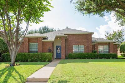 Dallas Single Family Home For Sale: 4443 Cinnabar Drive