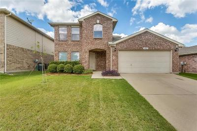 Little Elm Single Family Home For Sale: 1621 Birch Bend Way