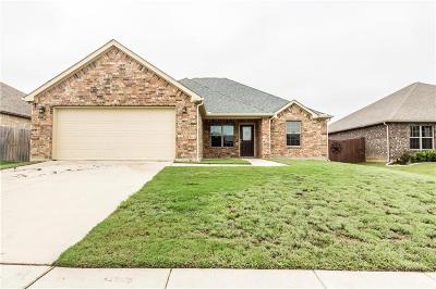 Aubrey TX Single Family Home For Sale: $214,000