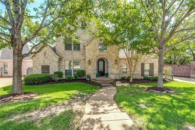 Grapevine Single Family Home For Sale: 2905 Hillview Drive