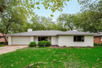 Dallas Single Family Home For Sale: 3446 Silverwood Lane