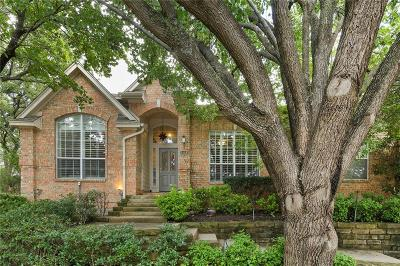 North Richland Hills Single Family Home Active Option Contract: 8558 Kensington Court