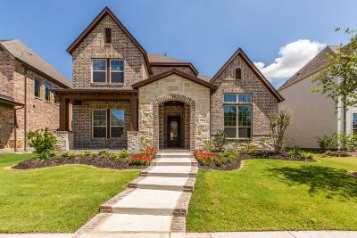 Frisco Single Family Home For Sale: 1744 Tumblegrass Road