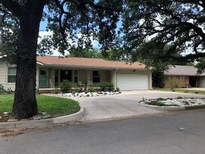 Mineral Wells Single Family Home For Sale: 907 NW 7th Avenue