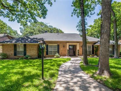 Arlington Single Family Home For Sale: 2463 Lakeview Circle